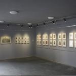 Vue d'exposition- Le Maillon -2009